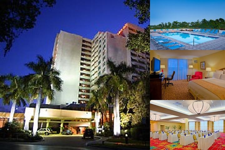 Fort Lauderdale Marriott North photo collage