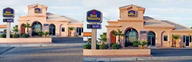 Best Western Bullhead City Inn photo collage
