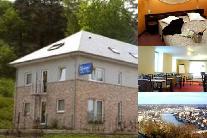 Best Western New Hotel De Lives Namur photo collage