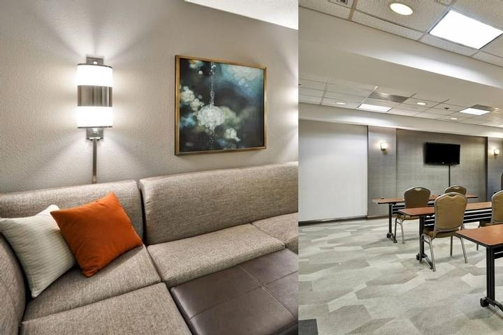 Hyatt Place Indianapolis / Keystone photo collage