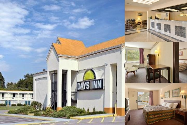Days Inn Richmond / North photo collage