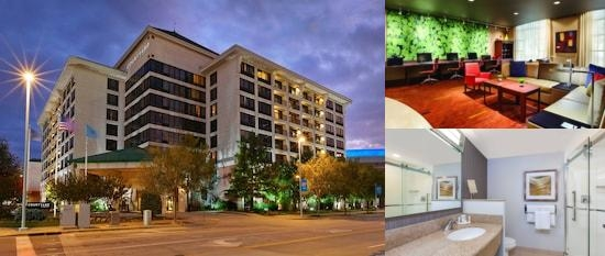 Courtyard by Marriott Oklahoma City Downtown photo collage