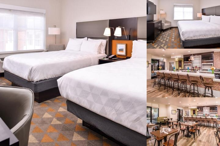 Holiday Inn Express Hotel & Suites Addison photo collage