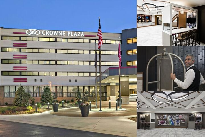 Crowne Plaza Lansing West photo collage