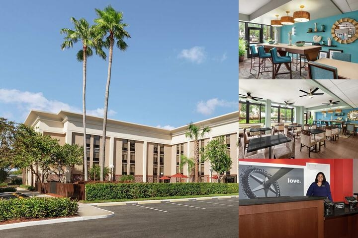Hampton Inn Fort Lauderdale Cypress Creek photo collage