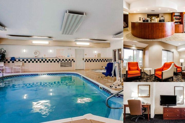 Comfort Suites Independence photo collage