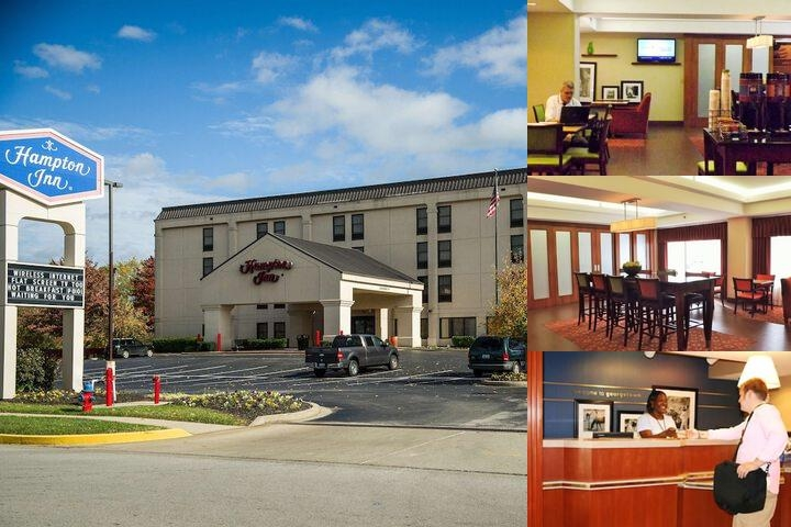 Hampton Inn Georgetown Ky photo collage