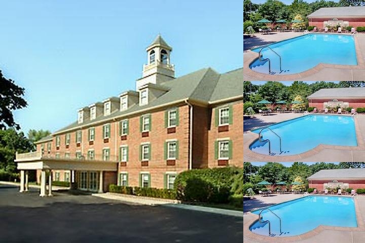 Tinton Falls Courtyard photo collage