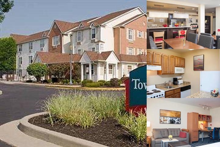Towneplace Suites Marriott Indianapolis Park 100 photo collage
