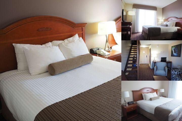 Ramada by Wyndham Campbell River photo collage