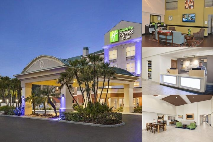 Holiday Inn Express & Suites Sarasota East photo collage