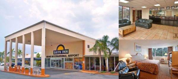 Days Inn Miami International Airport Hotel Photo Collage