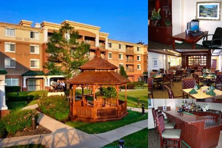 Basking Ridge Courtyard by Marriott Hotel photo collage