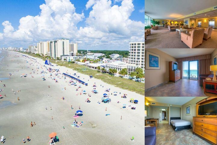 Ocean Drive Beach & Golf Resort photo collage