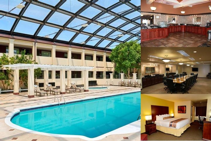 Best Western Plus Milwaukee Airport Hotel & Confer photo collage