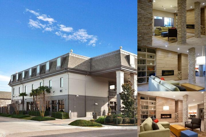 Ramada Metairie New Orleans photo collage
