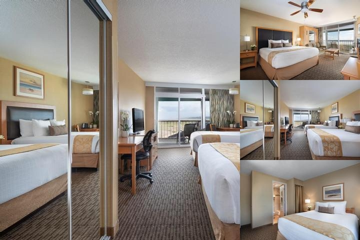 Best Western Oceanview Resort photo collage