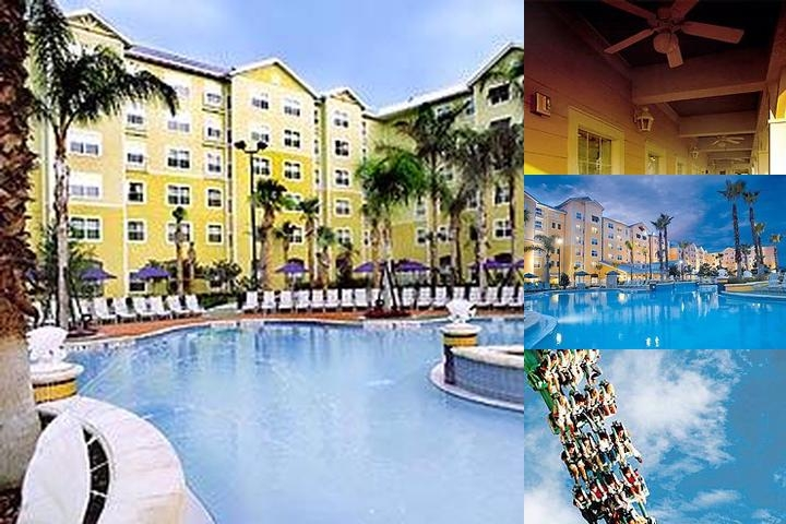 Residence Inn Seaworld International Center photo collage