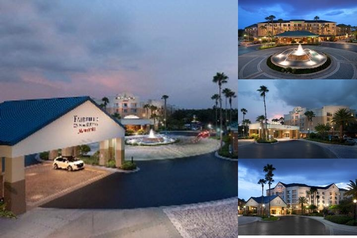 The Marriott Village at Lake Buena Vista photo collage