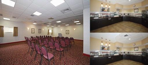 55 South Inn & Suites photo collage