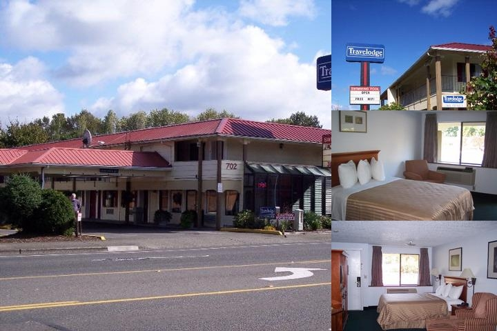 Travelodge Centralia photo collage