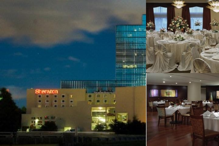 Sheraton Metairie New Orleans Hotel photo collage