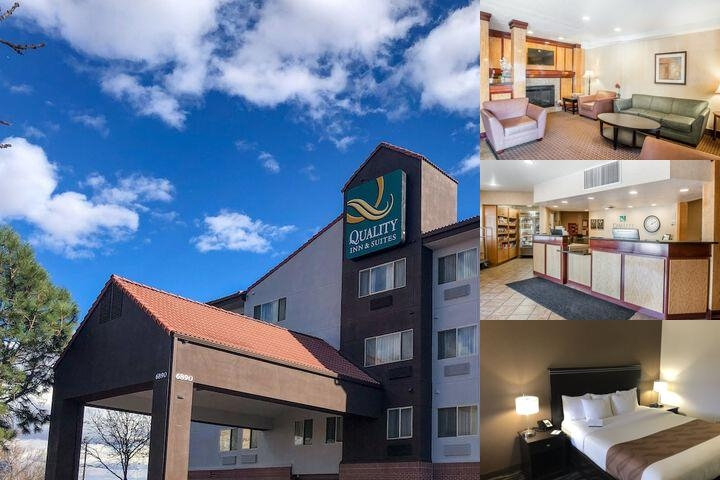 Quality Inn & Suites Dia photo collage