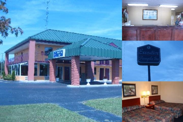 Executive Pennyrile Inn photo collage