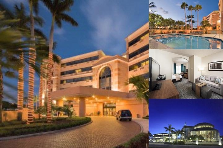 Doubletree Hotel West Palm Beach Airport photo collage