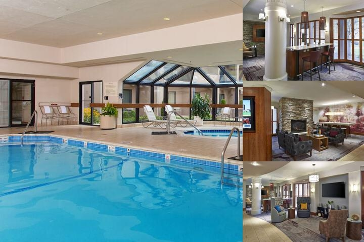 Courtyard by Marriott Brighton photo collage