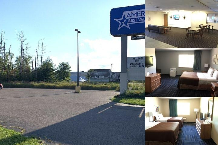 Travelodge of Wis Dells photo collage