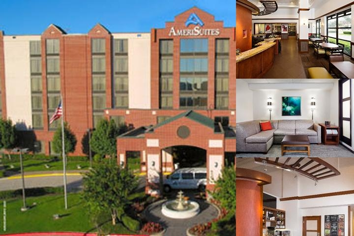 Hyatt Place Dallas Plano photo collage