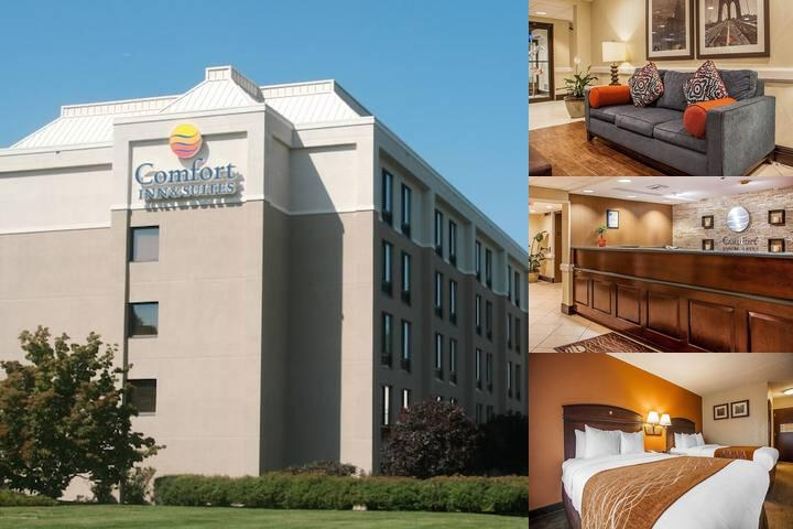 Comfort Inn & Suites Somerset / New Brunswick Nj photo collage