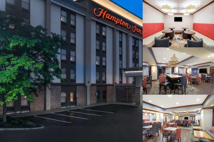 Hampton Inn Boston / Marlborough photo collage