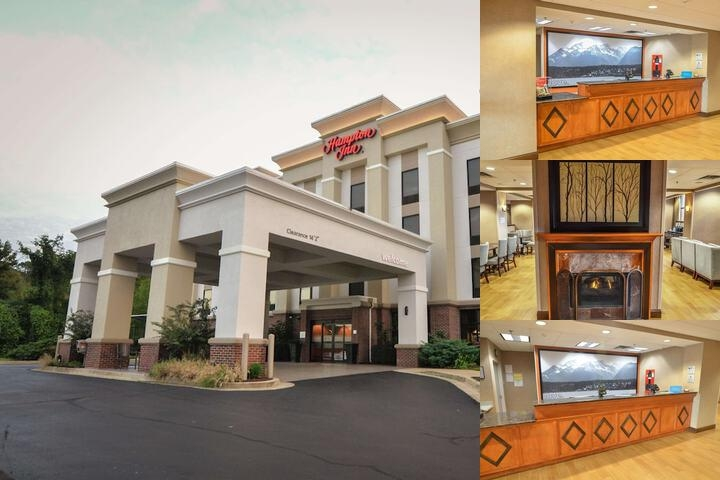 Hampton Inn Ft. Payne photo collage