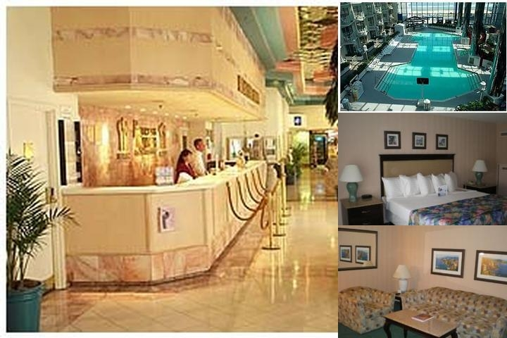 Princess Royale Oceanfront Hotel & Conference Cent photo collage