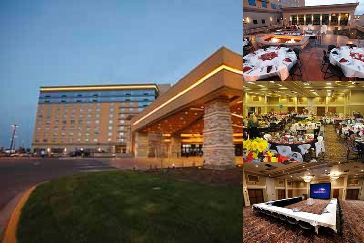 Wildhorse Resort & Casino photo collage