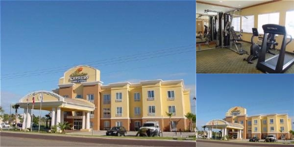 Holiday Inn Express Hotel Suites Photo Collage