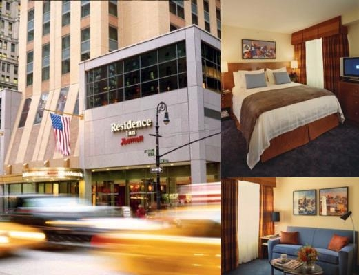 Residence Inn by Marriott Times Square photo collage