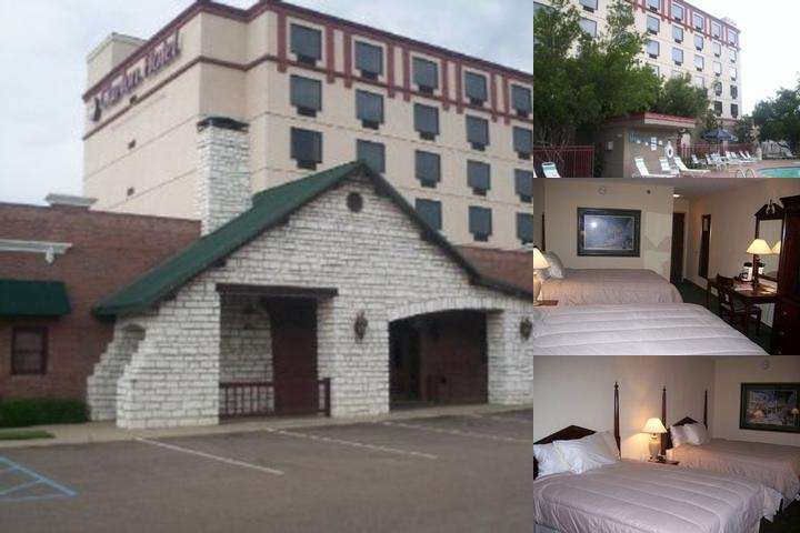 Clarion Hotel Jackson photo collage