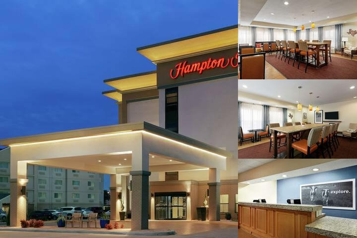 Abilene Hampton Inn photo collage