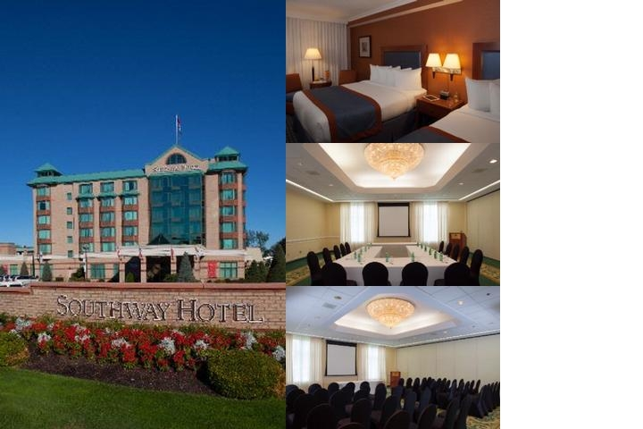 Southway Hotel photo collage