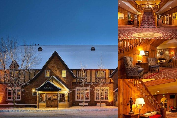 The Wort Hotel photo collage