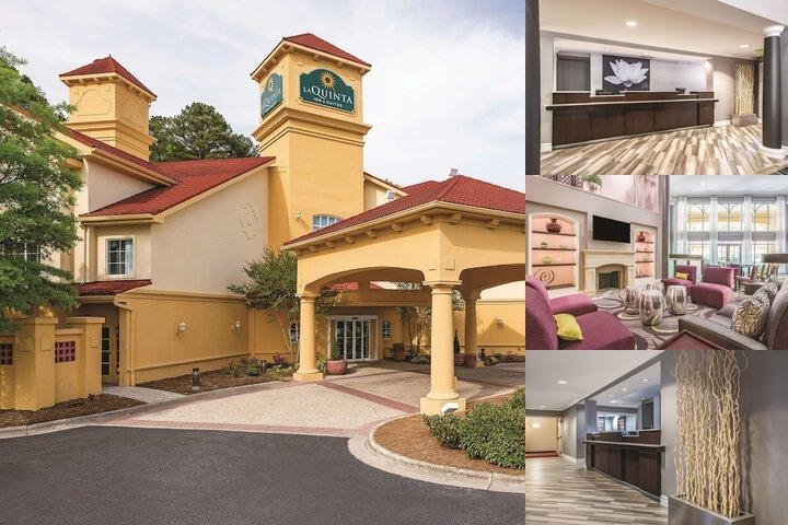 La Quinta Inn & Suites Durham Nc photo collage