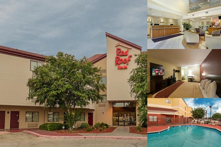 Red Roof Inn San Antonio Sea World Photo Collage