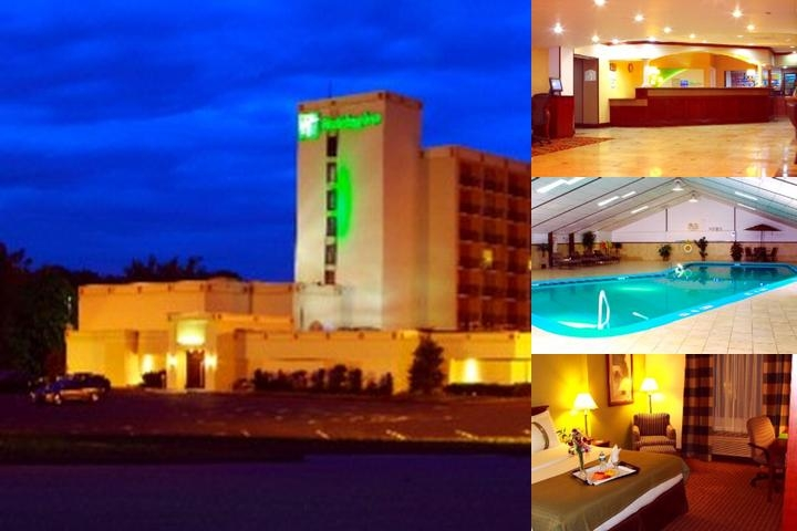 Holiday Inn Saddle Brook photo collage