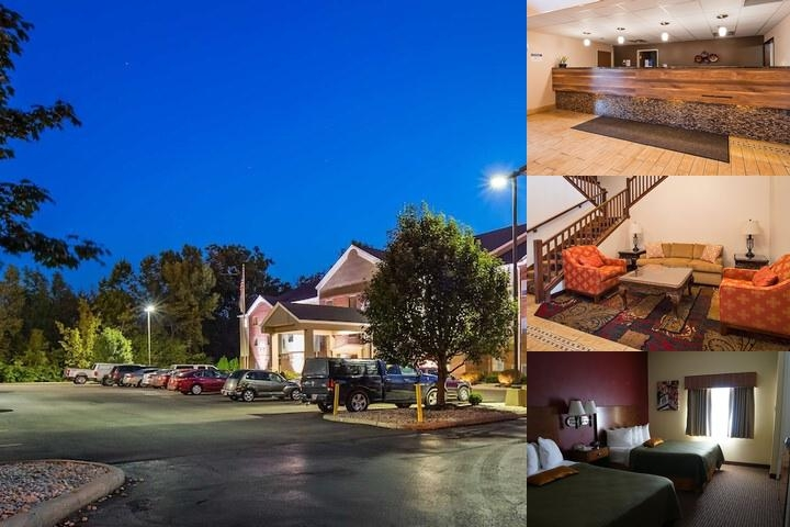 Best Western Plus Executive Suites Columbus East photo collage