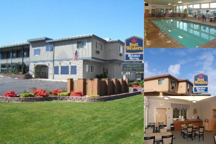 Best Western Holiday Hotel photo collage
