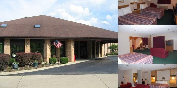 Days Inn Wooster photo collage
