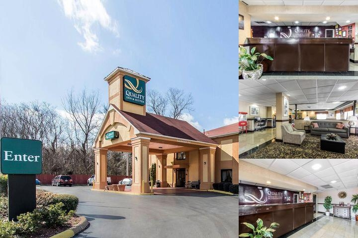 Comfort Inn Memphis photo collage
